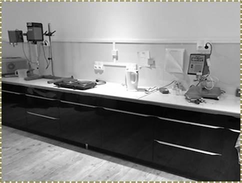 laboratoire version organique
